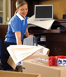 Commercial Movers Dallas TX