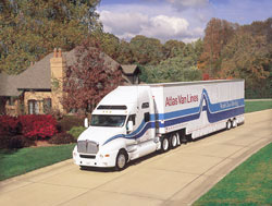Residential Moving Companies Dallas TX