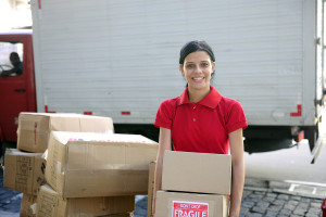 Commercial Moving The Woodlands TX