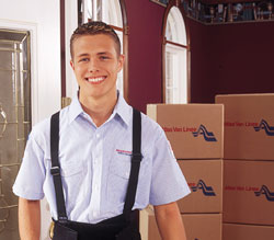 Moving Companies The Woodlands TX