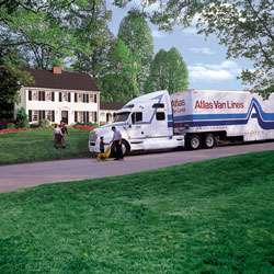 Residential Movers Houston TX