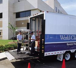 Electronics Moving with Atlantic Relocation Systems