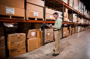 Warehousing Storage