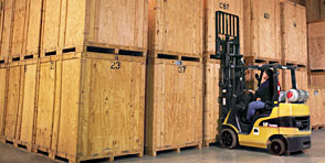 Warehousing Distribution Houston