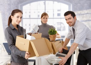 Commercial Movers Denver CO