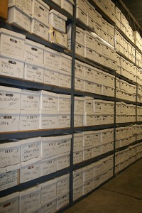 records storage Colorado Springs