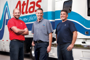 Atlas Van Lines Moving Company
