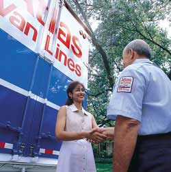 Atlas Van Lines Movers