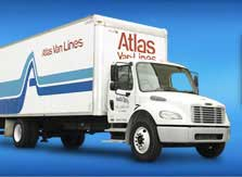 Atlas Van Lines Trucks