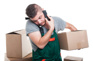 How Busy Are Movers Before Christmas?